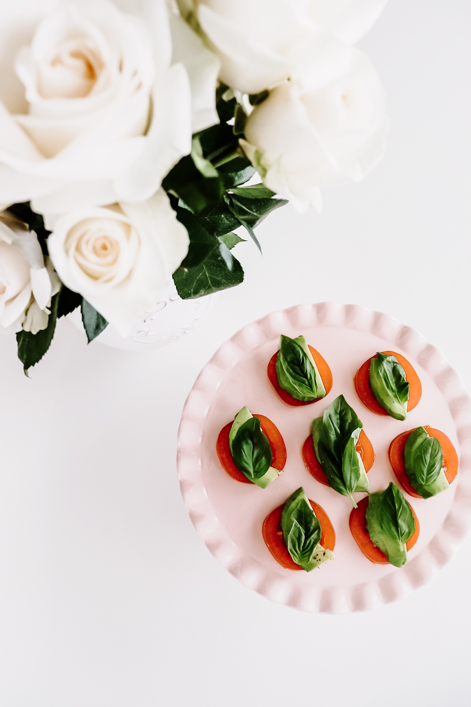 Whole30 Approved Vegan Caprese