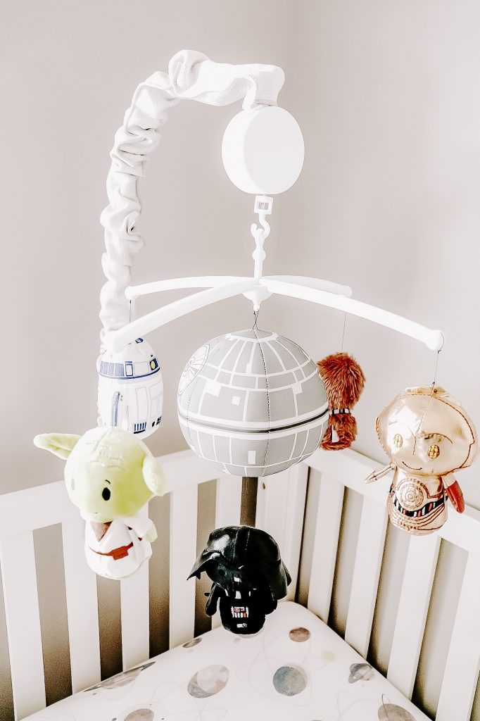 DIY Star Wars Baby Mobile