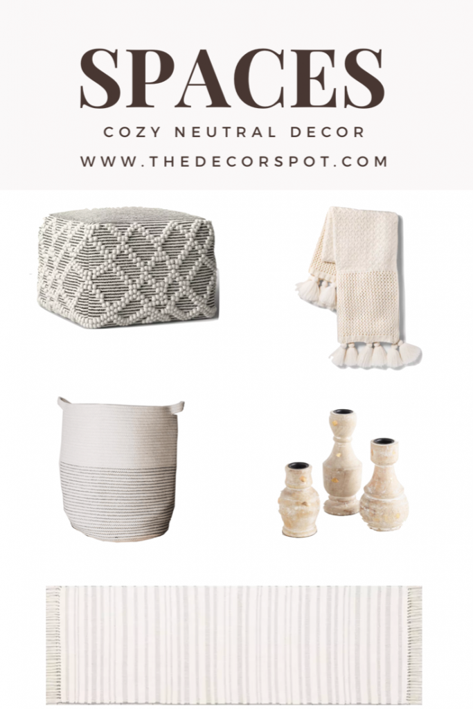 Creating a Cozy Neutral Home