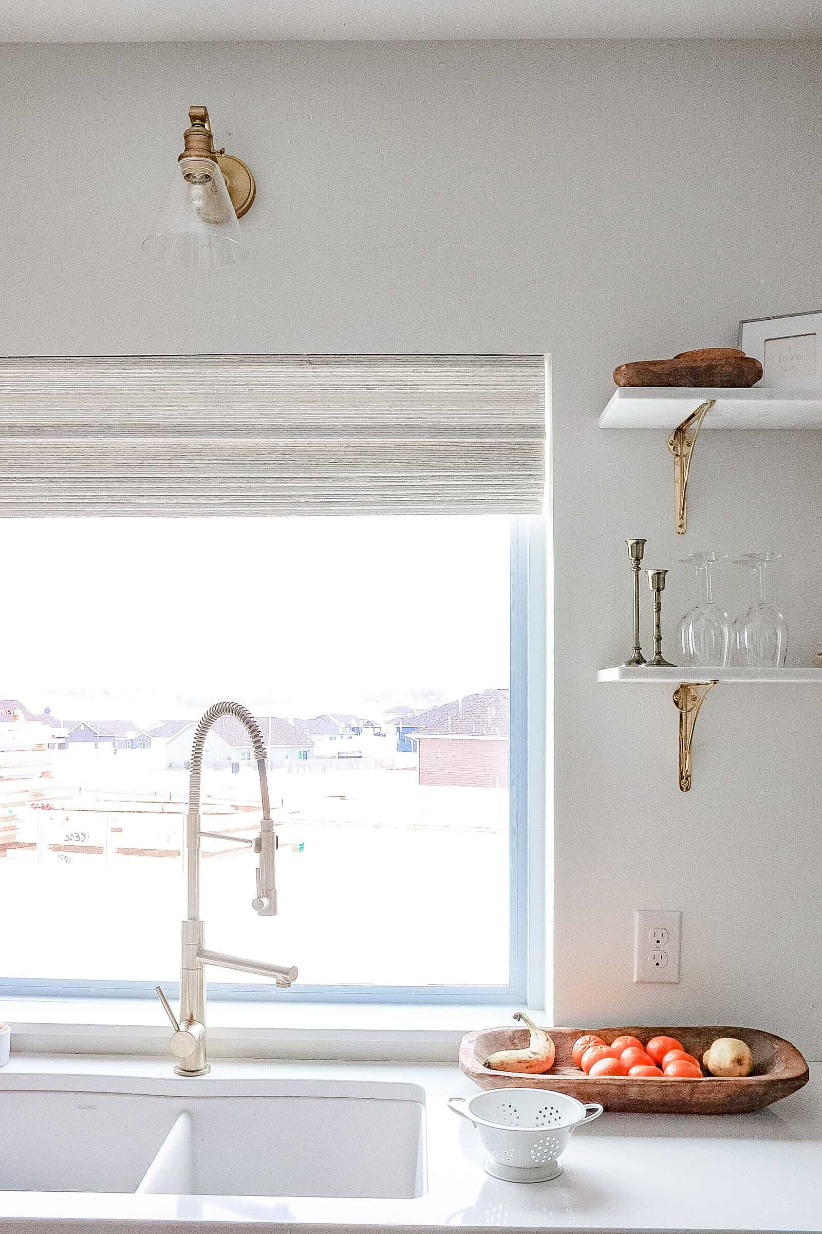 Under $80 Brass Sconce Roundup